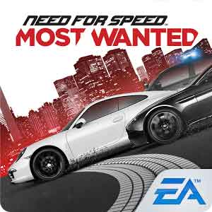 Need for Speed Most Wanted много денег